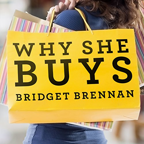 Why She Buys audiobook cover art