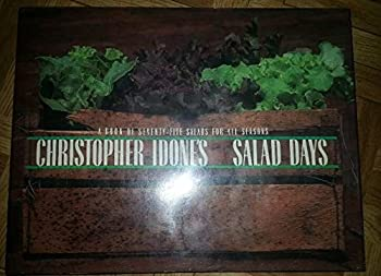 Christopher Idone's Salad Days 0394565843 Book Cover