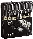 Termix MLT-EVO5S Evolution Soft - Juego de cepillos térmicos (5 unidades)