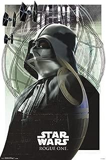 Abbey Rogue by Bucket Star Wars Parody Boba Fett Darth Vader Canvas Wrap Art