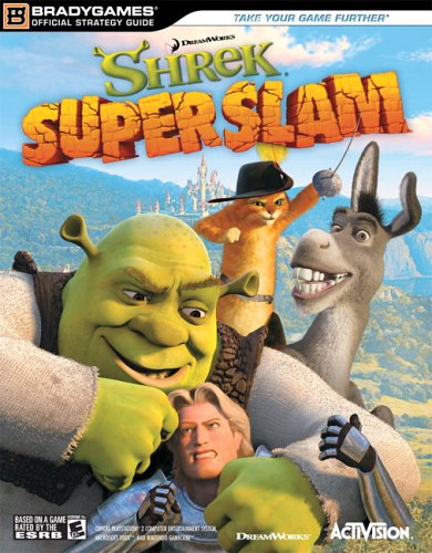 Shrek® SuperSlam Official Strategy Guide