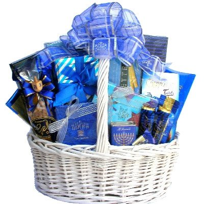 Gift Basket Village Festival of Lights Hanukkah Gift Basket
