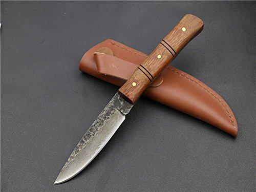 FARDEER Knife Cuchillo de Exterior/Cuchillo de Trabajo TX-6-2007 [Cuchillo de Caza Exterior]