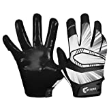 Cutters Gloves REV Pro Receiver Glove (Pair), Black, X-Large