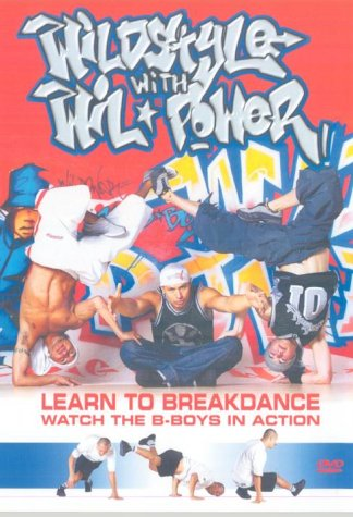 Wild Style With Will Power [Reino Unido] [DVD]