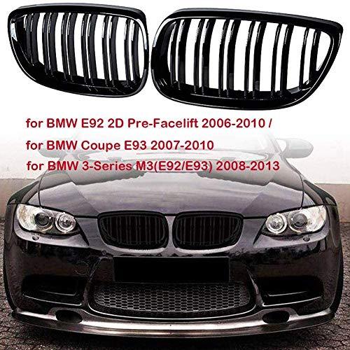 classement un comparer Pare-chocs avant de calandre sport ZFXNB, 2 BMW E92 E93 M3 2006-20090-13…