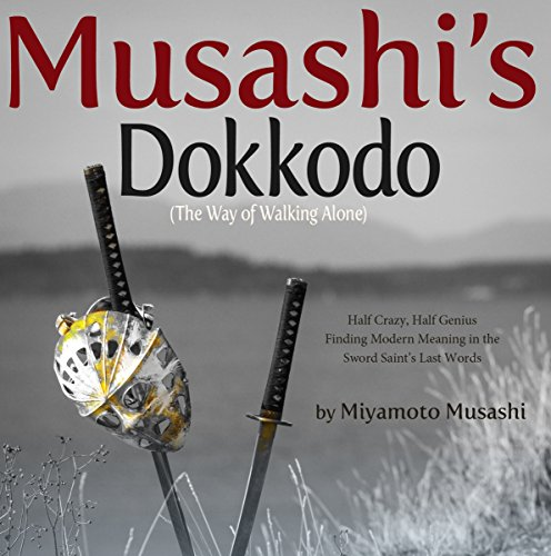 Musashi's Dokkodo audiobook cover art