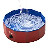 Fuloon Outdoor Dog Bathing Tub