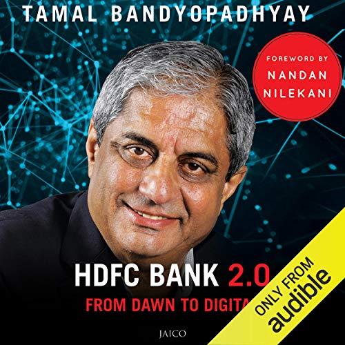 HDFC Bank 2.0 cover art