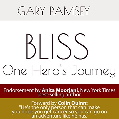 Bliss: One Hero's Journey audiobook cover art