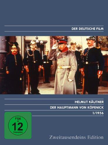 Der Hauptmann von Köpenick - Zweitausendeins Edition Deutscher Film 1/1956.