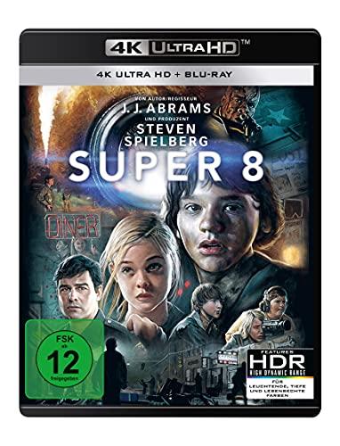 Super 8 (4K Ultra HD) (+ Blu-ray 2D) [Alemania] [Blu-ray]