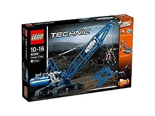 LEGO Technic 42042 - Seilbagger (B00SDTS37M)   Amazon price tracker / tracking, Amazon price history charts, Amazon price watches, Amazon price drop alerts