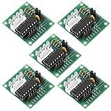 5 unids/set placa de controlador de motor de alta potencia placa de controlador de motor paso a paso, para motor paso a paso de 4 frases
