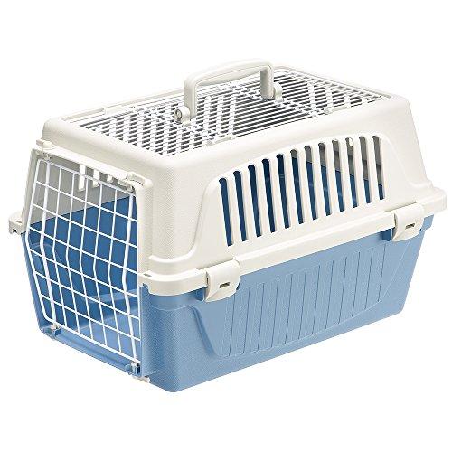Ferplast Atlas Pet Carrier   Small Pet Carrier for Dogs & Cats w/Top & Front Door Access