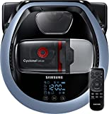 Samsung vr1dm7020uh/CE powerbot Aspirateur Robot, 0,3l, 80W, honestly Bleu