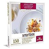 SMARTBOX - Caja Regalo - Selección y Estrella Michelin - Idea de Regalo - 1 Cena gastronómica para 2 Personas