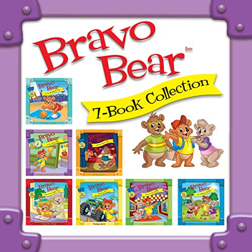 Bravo Bear, Package B Audiobook By Christian Hainsworth cover art
