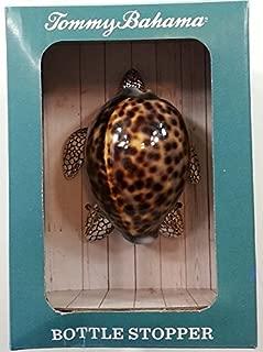 Tommy Bahama Metal Bottle Stopper - Turtle Shell