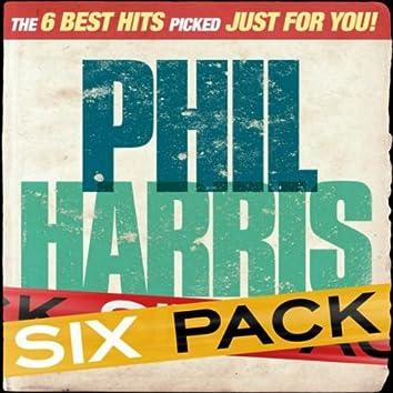 Six Pack - Phil Harris - EP