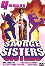 Savage Sisters: (TNT Jackson / Get Christie Love / Sister Street Fighter / High Kicks)