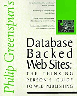database backed web sites