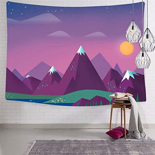 2183 Vector Wallpapers Tapices para montar en la pared Funny Tapices Home Soft Tapices para cama o sala de dibujo, 123 x 21 cm
