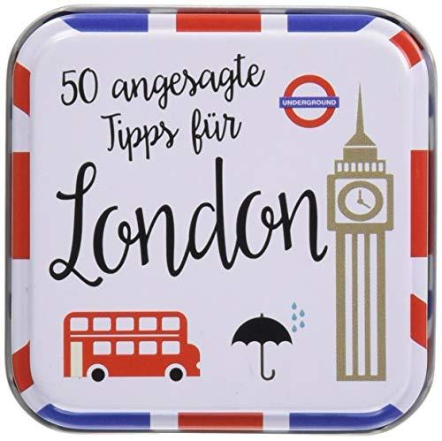 50 angesagte Tipps für London | Metropolen entdecken | Reiseführer im handlichen Format (50 angesagte Tipps für.... / 50 Inspirationen für den nächsten Städtetrip!)