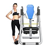 Ainfox Heavy Duty Inversion Table, Thrapy System Adjustable Height and...