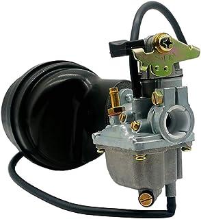 LOOFU LT50 Carburetor & Air Filter Box Compatible with Suzuki LT 50 LT50 LT-A 50 Carb 2002-2005