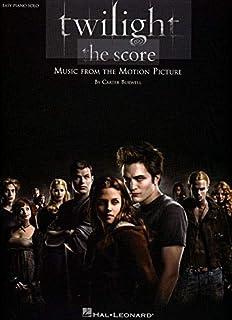 Twilight - The Score: Easy Piano Solo