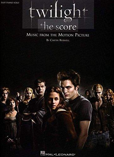 Twilight - The Score -For Easy Piano-: Noten, Sammelband für Klavier: Easy Piano Solo