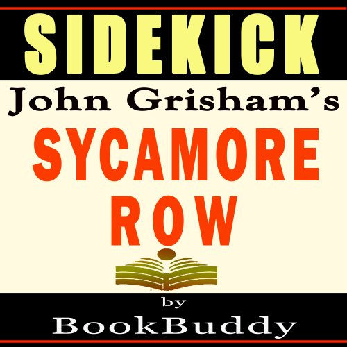 Sidekick: Sycamore Row by John Grisham audiobook cover art