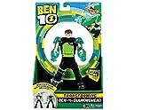 Ben 10 BEN29100 - Figura de Ben to Alien, diseño de Cabeza de Diamante