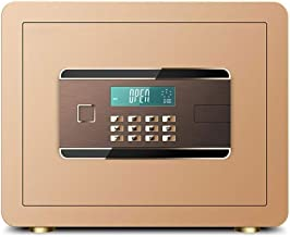 LLRYN Safe and Lock Box - Safe Box, Safes and Lock Boxes, Money Box, Safety Boxes for Home, Digital Safe Box, Steel Alloy ...
