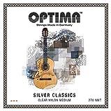 オプティマ(OPTIMA)ギター弦 SILVER CLASSICS Set (シルバー クラシックス) 270NMT