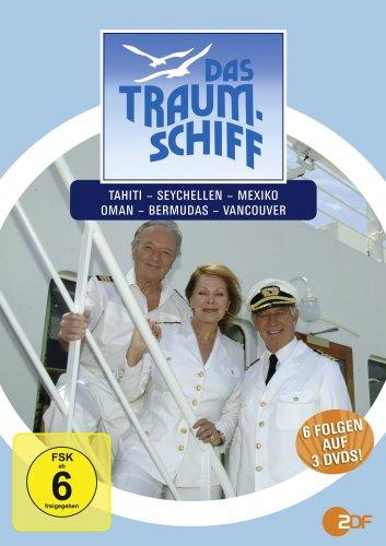 Das Traumschiff DVD-Box IV (3 DVDs)