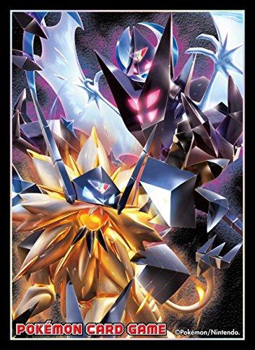 ポケモンカードゲーム デッキシールド ウルトラサン・ウルトラムーン