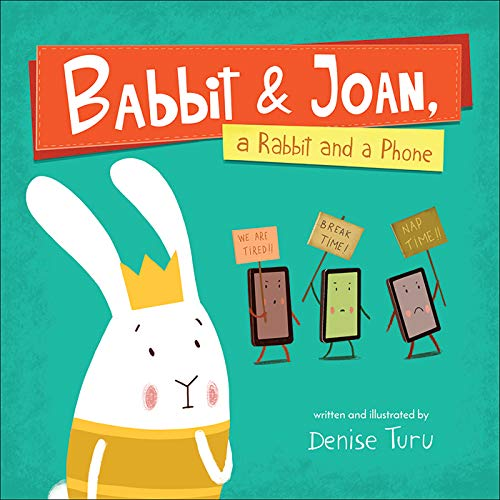 Babbit and Joan, a Rabbit and a Phone (English Edition)