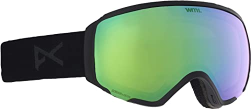 Anon Women's WM1 Goggle (Available in Asian Fit, Select Colors Include MFI Mask and Spare Lens)