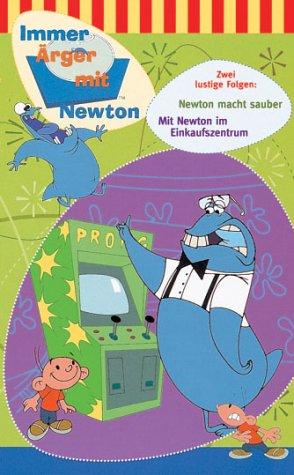 Newton macht sauber/Newton im Einkaufszentrum