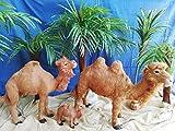 Kamel 35 cm zu biblischen Erzählfiguren - Egli-Figuren - Krippenfiguren
