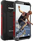 "OUKITEL WP9 Rugged Smartphone(WP5 Pro Upgrade) 5.86"" HD+6G+128G Android10 Unlocked Phones 8000mAh Battery IP68 Waterproof Cell Phones 16M/8M Triple Camera Dual-SIM 4G Global Version Face ID"