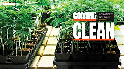 51SDHUo0XLL - The Complete Guide to CBD: Everything There is to Know About the Healing Powers of Cannabis
