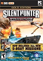 Silent Hunter: Wolves of the Pacific Gold Edition (輸入版 北米)