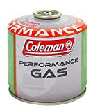 Coleman C300 Performance Cartucho Gas, Verde