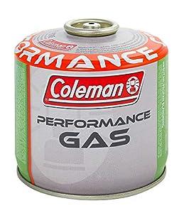 Coleman C300 Performance Cartucho Gas, Verde