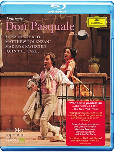 Donizetti - Don Pasquale [Blu-ray]