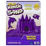 Kinetic Sand - Arena Limpia, Color púrpura (Spin Master 6028533)