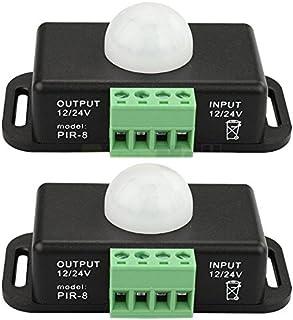 Taikuwu Outdoor DC 12 V Infrarouge Automatique PIR Capteur Mouvement Interrupteur Pour Lumière DEL